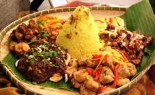 pesan nasi tumpeng kelapa gading jakarta