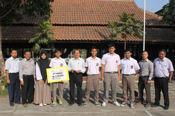 SMA berasrama di Bandung